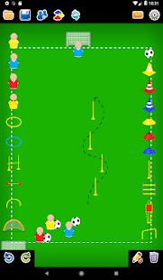 Coach Tactic Board Soccer v1.4 screenshots 6