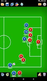 Coach Tactic Board Soccer v1.4 screenshots 7