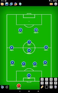 Coach Tactic Board Soccer v1.4 screenshots 9