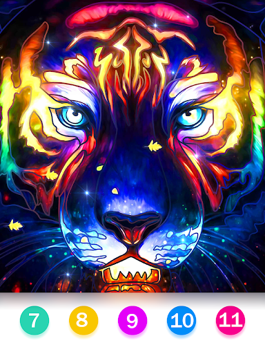 Color by Number – Happy Paint v screenshots 10