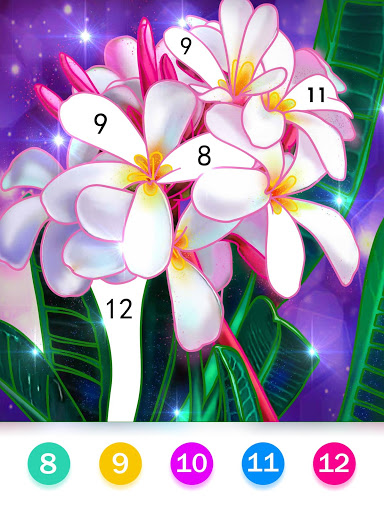 Color by Number – Happy Paint v screenshots 11