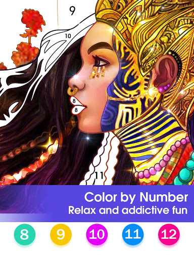 Color by Number – Happy Paint v screenshots 13