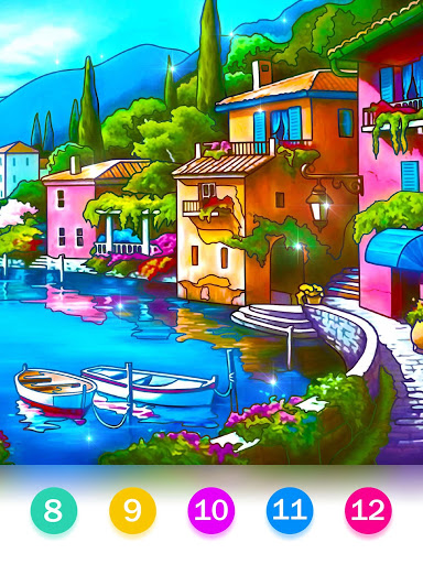 Color by Number – Happy Paint v screenshots 8