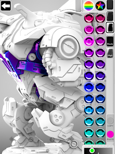 ColorMinis 3D Art Coloring amp Painting Design Game v6.9 screenshots 18