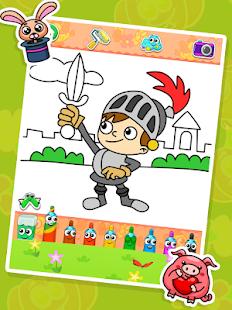 Coloring games coloring book v1.3.9 screenshots 8