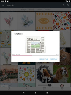 ComicScreen – ComicViewer v2186 screenshots 11