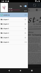 ComicScreen – ComicViewer v2186 screenshots 3