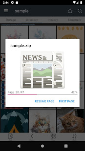 ComicScreen – ComicViewer v2186 screenshots 5