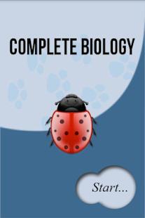 Complete Biology v8.4 screenshots 1