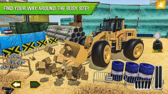 Construction Site Truck Driver v1.3 screenshots 13