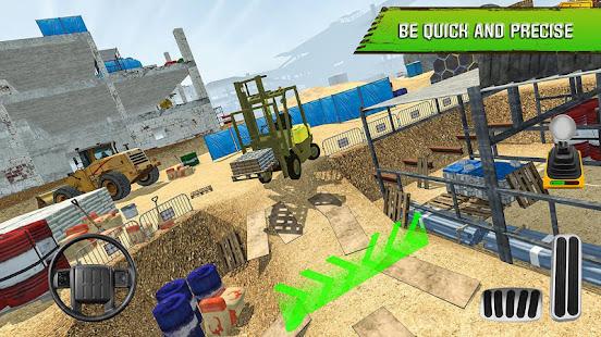 Construction Site Truck Driver v1.3 screenshots 14