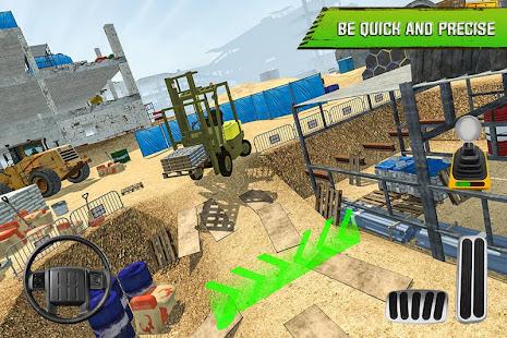 Construction Site Truck Driver v1.3 screenshots 4