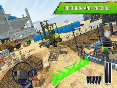 Construction Site Truck Driver v1.3 screenshots 9