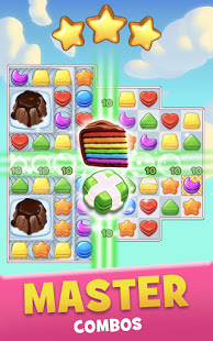 Cookie Jam Match 3 Games Connect 3 or More v11.65.101 screenshots 13