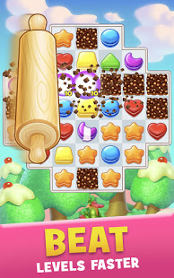 Cookie Jam Match 3 Games Connect 3 or More v11.65.101 screenshots 5