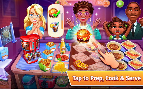Cooking Craze The Global Kitchen Cooking Game v1.72.0 screenshots 1