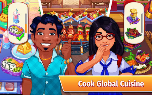 Cooking Craze The Global Kitchen Cooking Game v1.72.0 screenshots 2