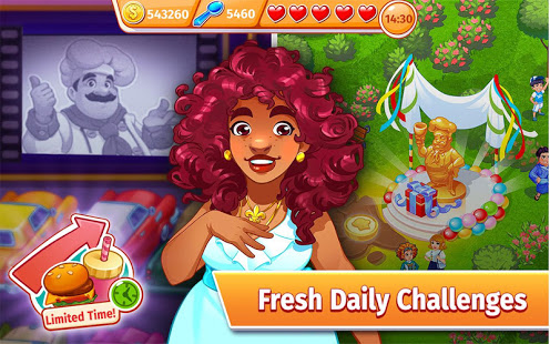 Cooking Craze The Global Kitchen Cooking Game v1.72.0 screenshots 4