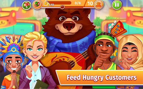 Cooking Craze The Global Kitchen Cooking Game v1.72.0 screenshots 6