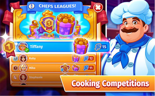 Cooking Craze The Global Kitchen Cooking Game v1.72.0 screenshots 7