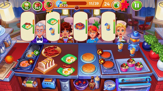 Cooking Craze The Global Kitchen Cooking Game v1.72.0 screenshots 8
