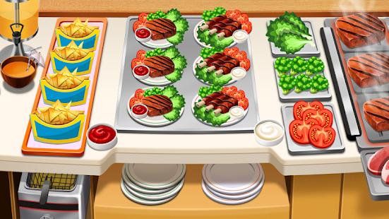 Cooking Games – Food Fever amp Restaurant Craze v1.13 screenshots 1