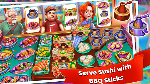 Cooking Star Crazy Kitchen Restaurant Cooking Game v3.6 screenshots 10