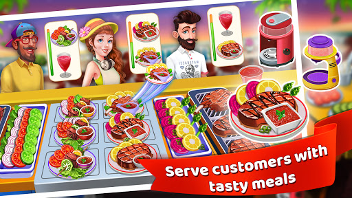 Cooking Star Crazy Kitchen Restaurant Cooking Game v3.6 screenshots 15