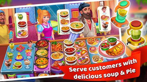 Cooking Star Crazy Kitchen Restaurant Cooking Game v3.6 screenshots 17