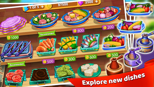 Cooking Star Crazy Kitchen Restaurant Cooking Game v3.6 screenshots 22