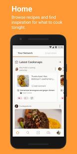 Cookpad – Create your own Recipes v screenshots 2