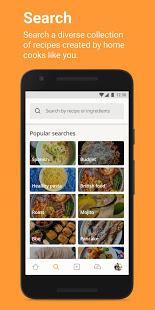 Cookpad – Create your own Recipes v screenshots 3