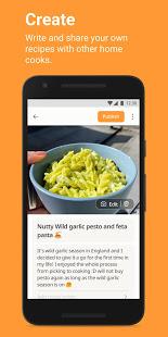 Cookpad – Create your own Recipes v screenshots 4