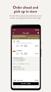 Costa Coffee Club v4.28.0 screenshots 2