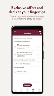 Costa Coffee Club v4.28.0 screenshots 4