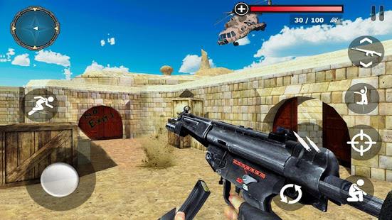 Counter Terrorist FPS Fight 2019 v1.1 screenshots 11