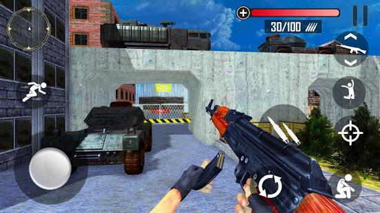 Counter Terrorist FPS Fight 2019 v1.1 screenshots 4