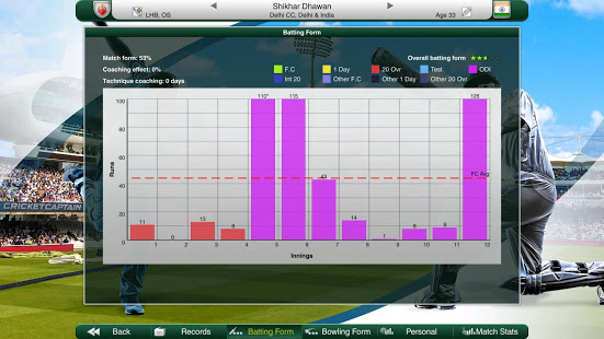 Cricket Captain 2019 v1.0 screenshots 12