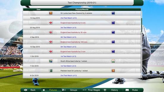 Cricket Captain 2019 v1.0 screenshots 22
