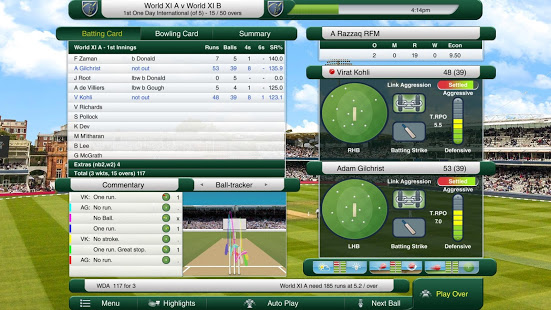 Cricket Captain 2019 v1.0 screenshots 24