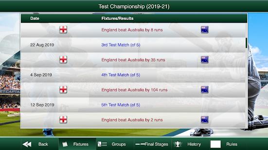 Cricket Captain 2019 v1.0 screenshots 6
