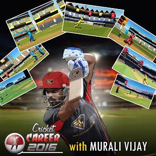 Cricket Career 2016 v screenshots 1