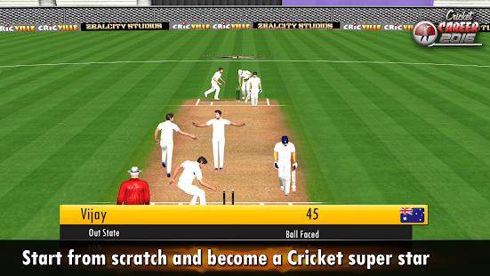 Cricket Career 2016 v screenshots 12