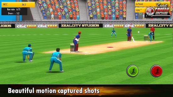 Cricket Career 2016 v screenshots 13