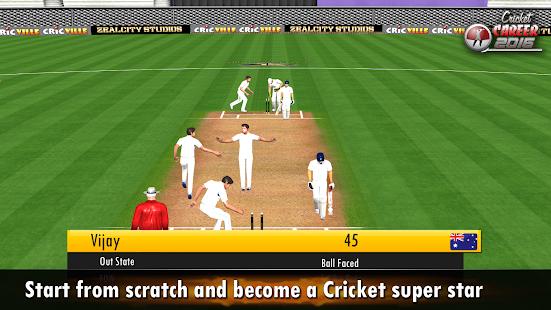 Cricket Career 2016 v screenshots 16