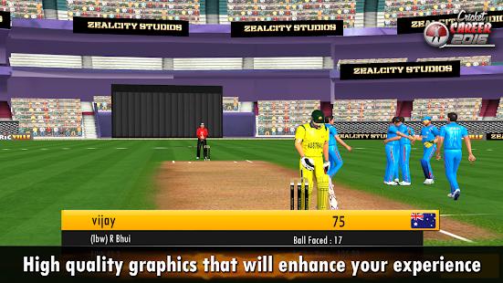 Cricket Career 2016 v screenshots 17