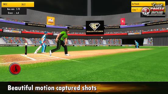 Cricket Career 2016 v screenshots 19