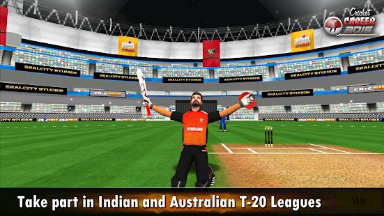 Cricket Career 2016 v screenshots 2