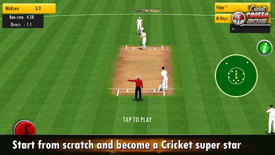 Cricket Career 2016 v screenshots 4