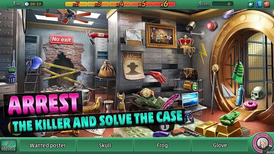 Criminal Case Pacific Bay v screenshots 10